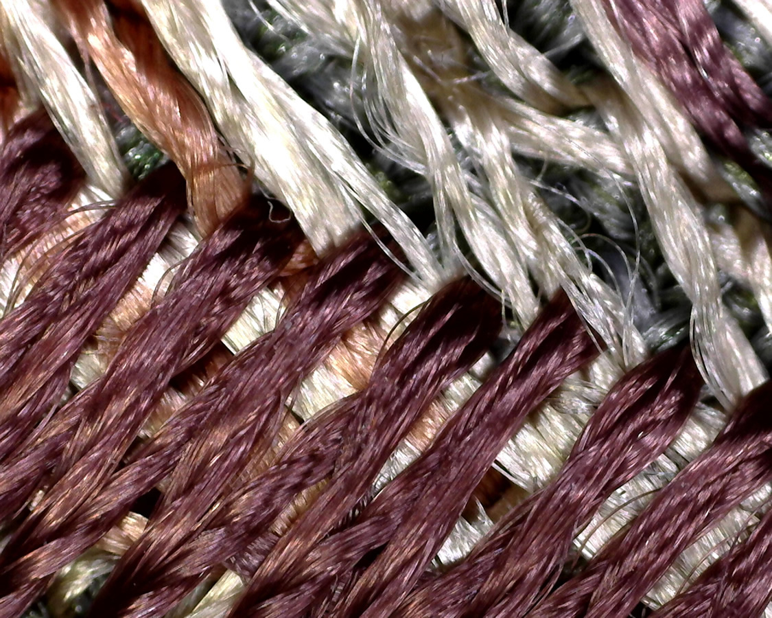 Textilien 2 - Herbstblatt 08