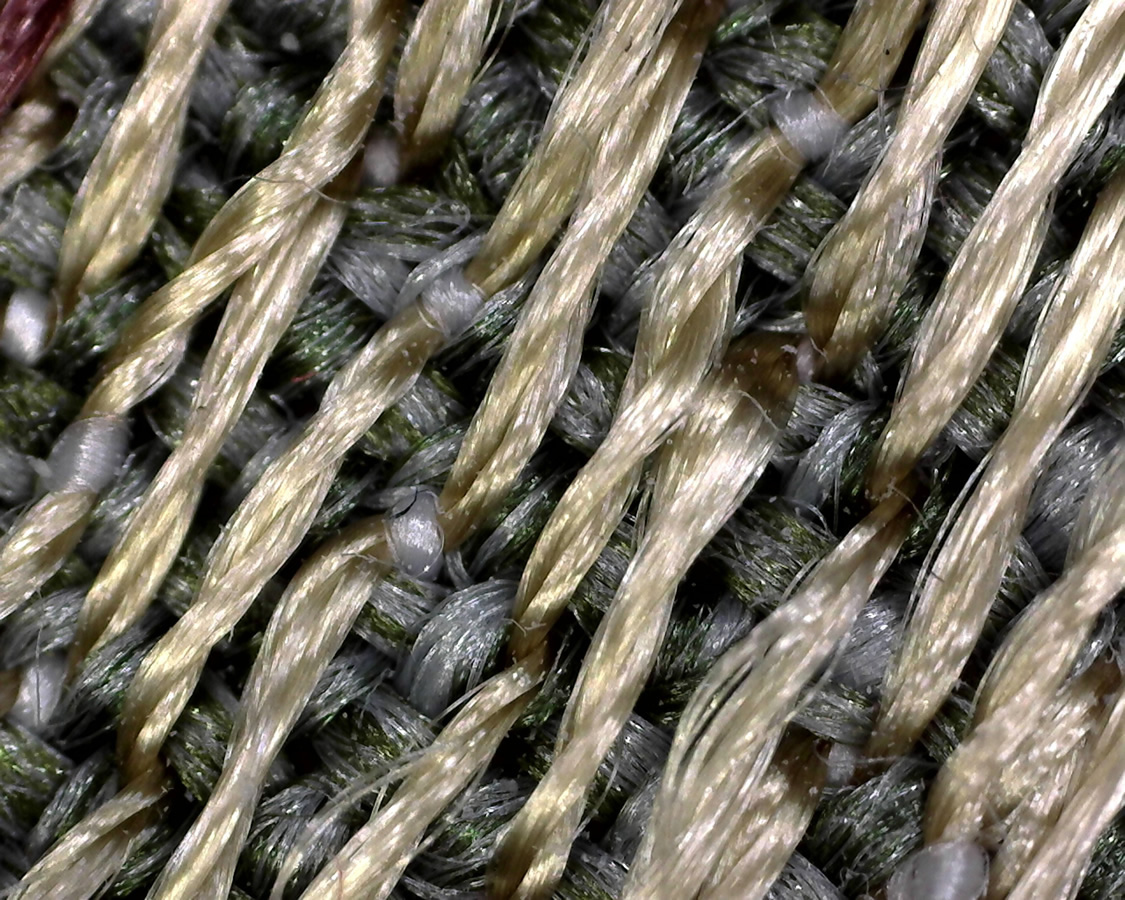 Textilien 2 - Herbstblatt 09