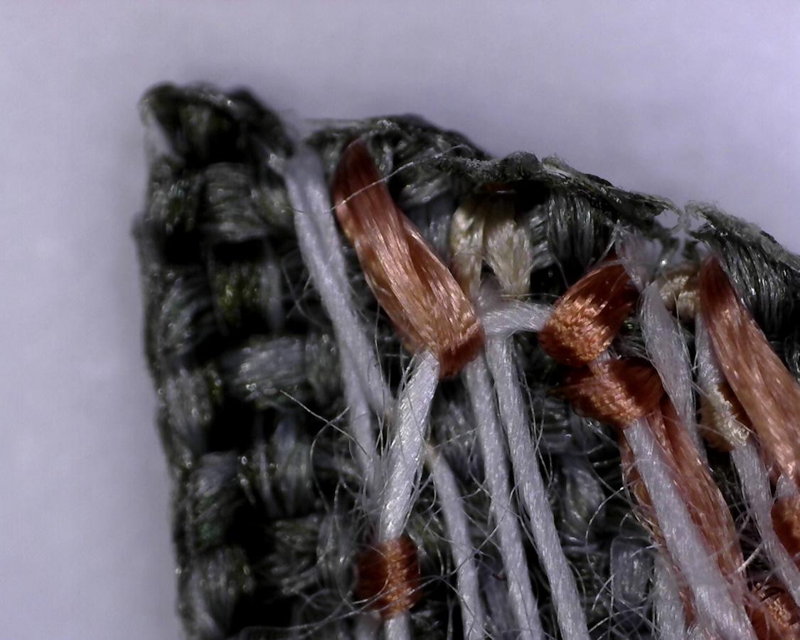 Textilien 2 - Herbstblatt 12